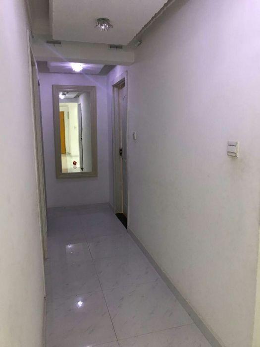 Arrenda se este apartamento T3 no rés do chão no kilamba a 8omil