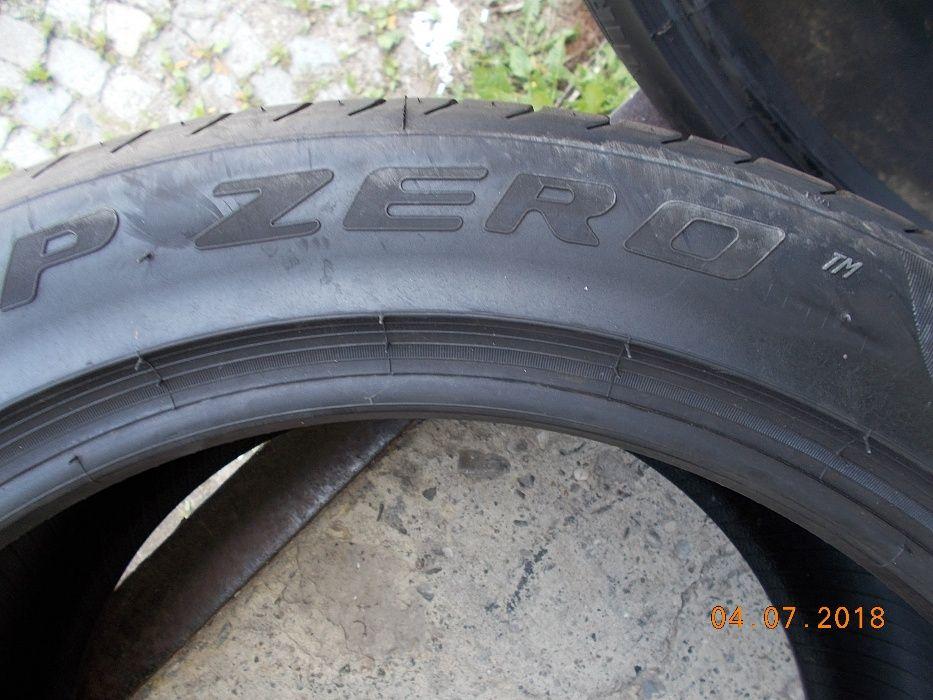 2 anvelope vara 285 40 19 NOI pirelli dot 2012 Bacau - imagine 3