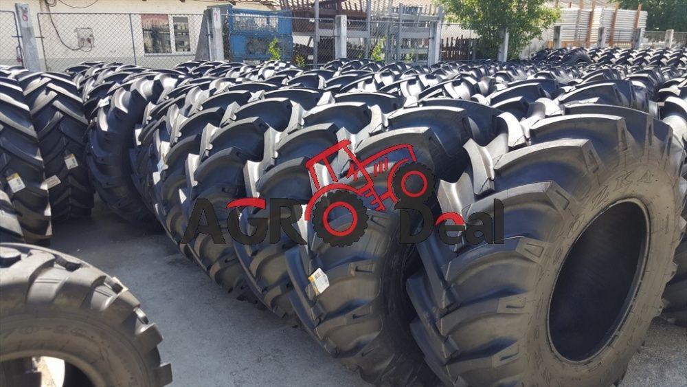 Anvelope tractor noi OZKA 18.4-38 14 pliuri garanie si livrare gratis