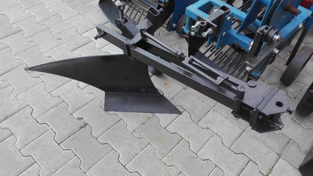 Plug 1 trupita 25 cm cu roata reglabila pt motosape si motocultoare