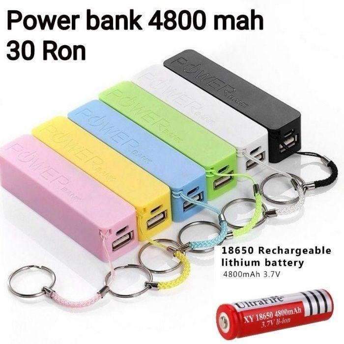 Power Bank 4800 Mah