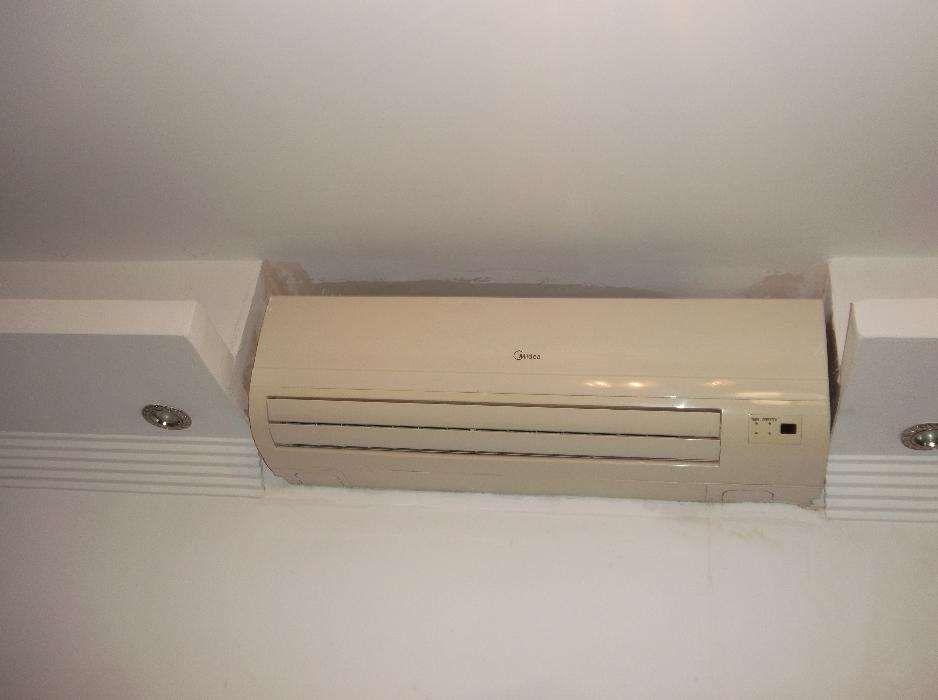 Montagem de ar condicionado