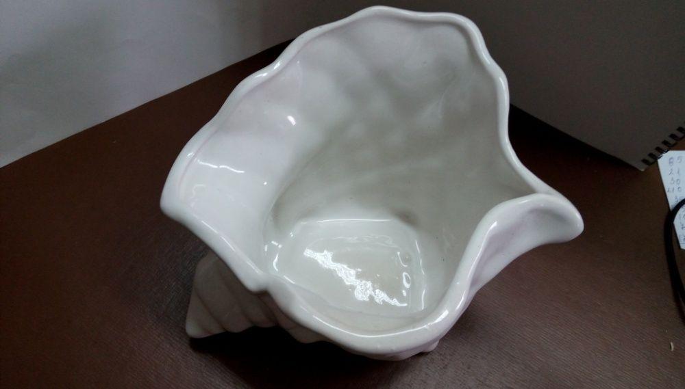 Ваза или декоративна купа с формата на раковина гр. София - image 2