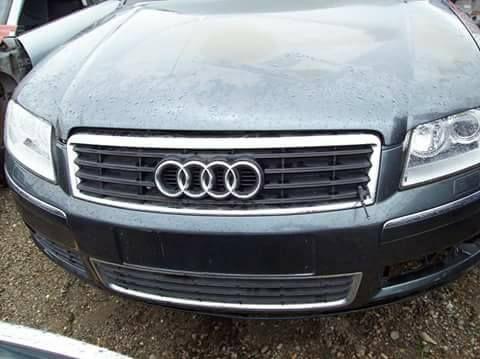 Dezmembrez Audi A8 3.0-4.0-4.2 TDI an 2006 quatro !!