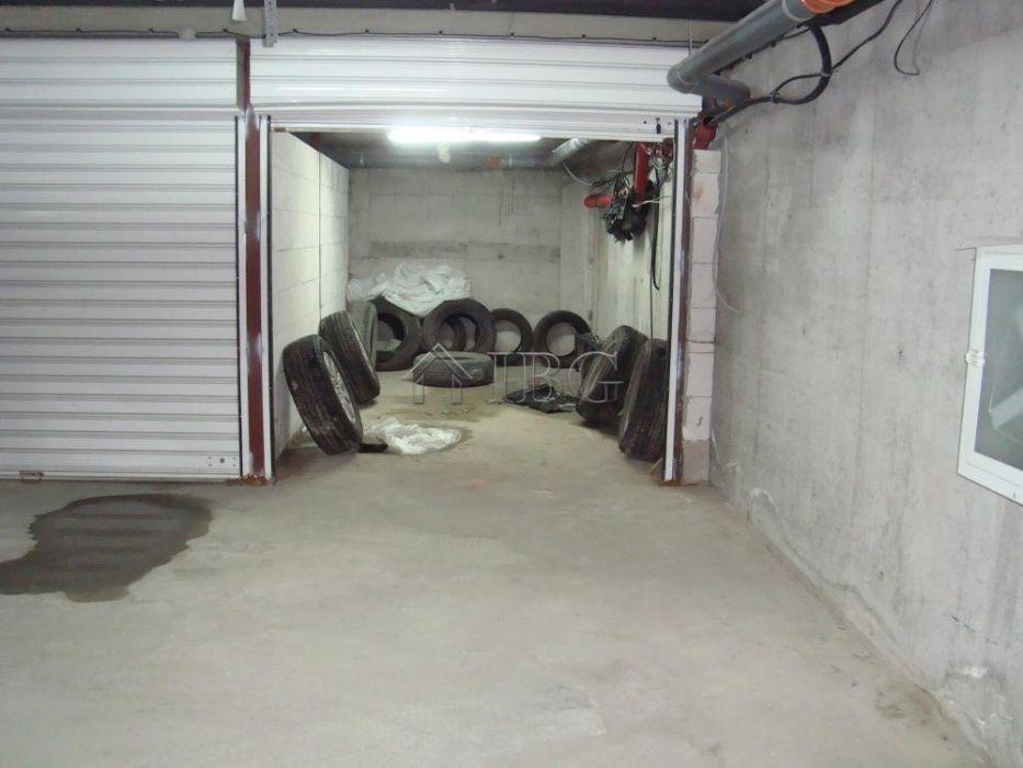 Подземен Гараж за продажба в центъра на гр. Русе