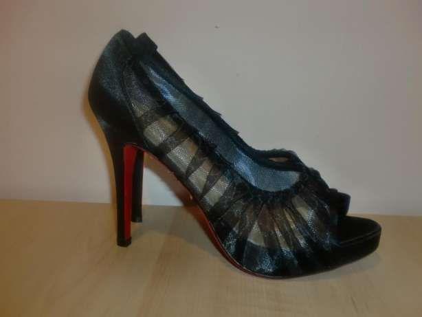 Туфли женские новые. Реплика Cristian Louboutin