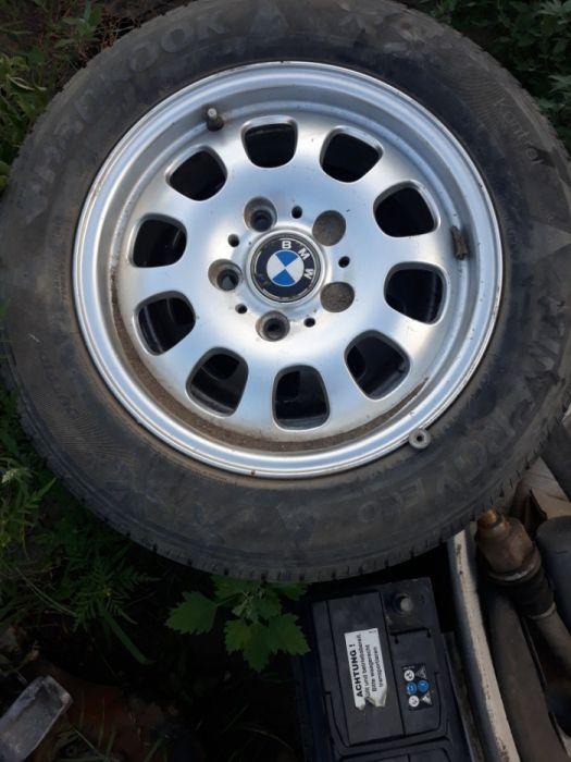 BMW Janta aliaj/Roata rezerva