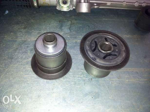 Bucse cadru motor opel Vivaro