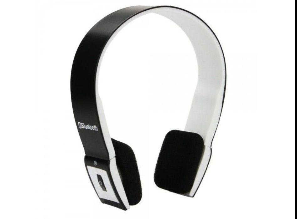 Casti Bluetooth STEREO HEADSET BH-02 blck,white noi sigilate fara fir!