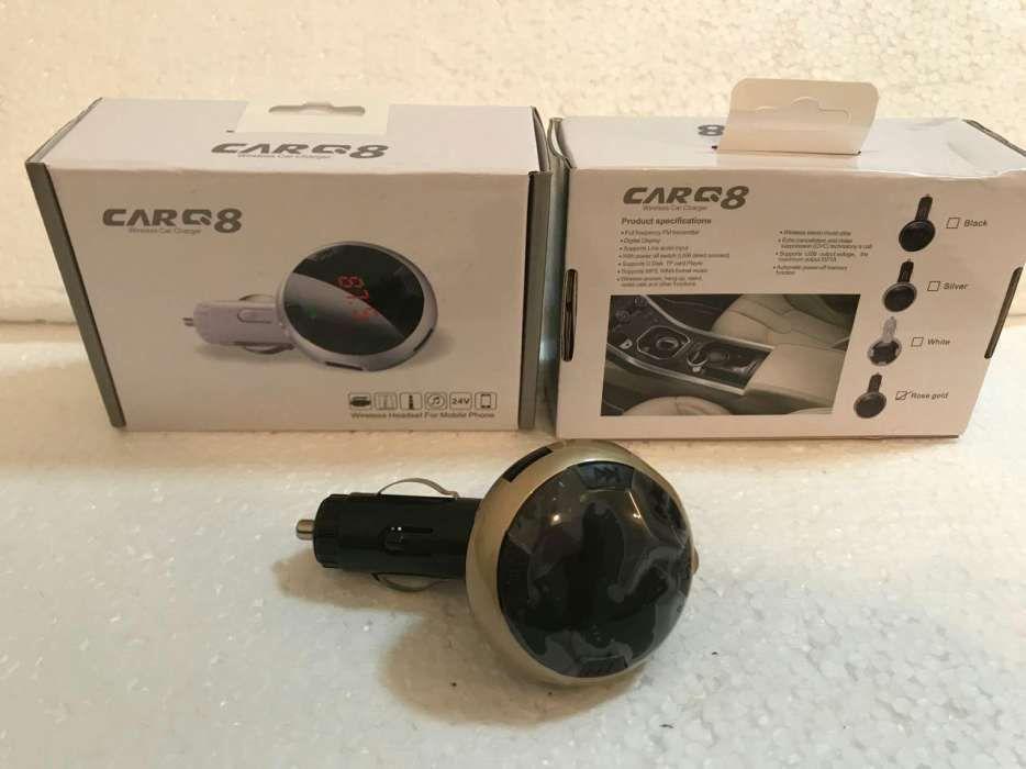 Bluetooth pr esqueiro de carro Carg8 a 750mt