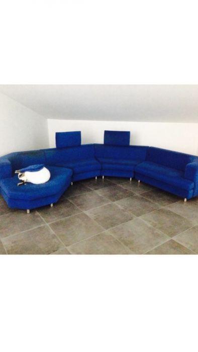 Canapea coltar sofa microfibra Rolf Benz