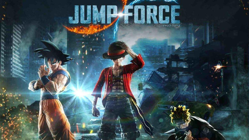 Jump Force para PC