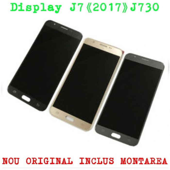 Display J7 2017 Montaj Gratuit