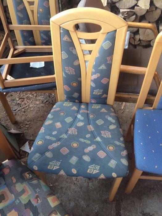 Vand scaune lemn masiv