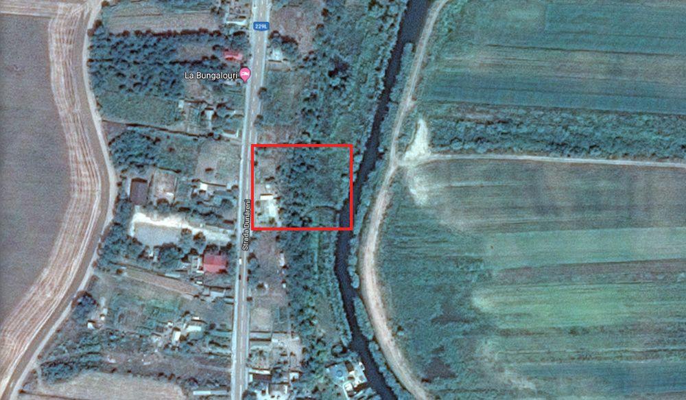 Vanzare  terenuri constructii  3528 mp Tulcea, Dunavatu de Jos  - 211680 EURO