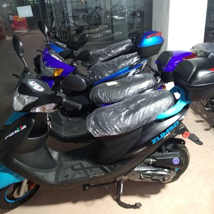 Мопеды и скутеры по низким ценам