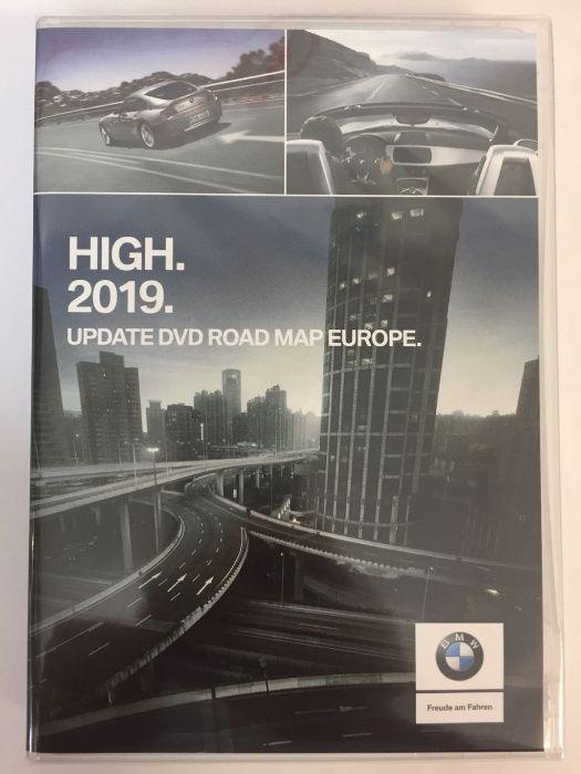 Диск за навигация BMW MERCEDES AUDI 2019 година.бмв мерцедес ауди