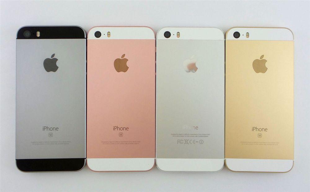 Apple iPhone SE 64GB/novo!