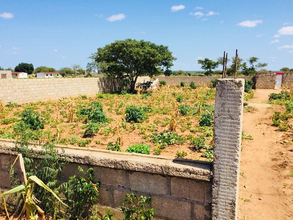 Vende-se terreno de 800m2 vedado com murro na Matola Gare
