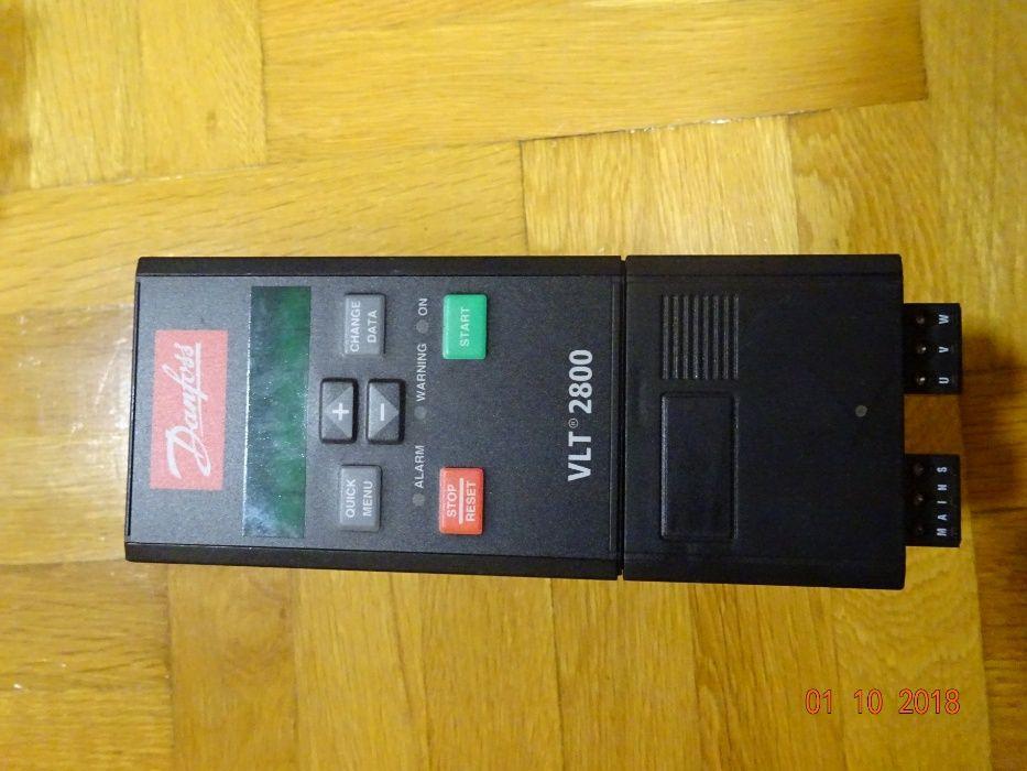 Честотен регулатор(инвертор) Danfoss 0,37кw 200V