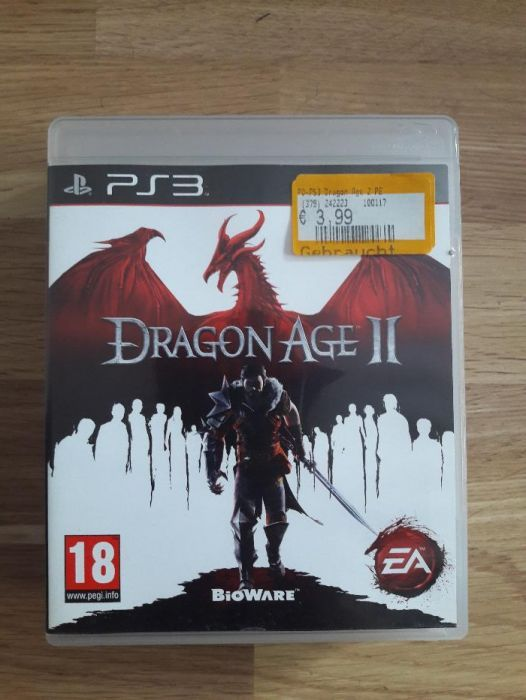Vand Dragon Age 2 - Ps3