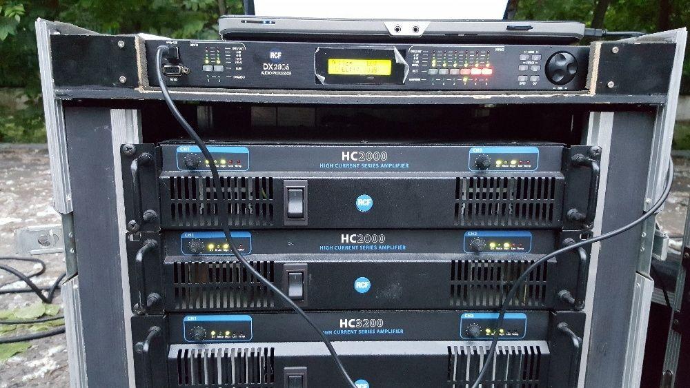 Sistem de sunet RCF Acustica