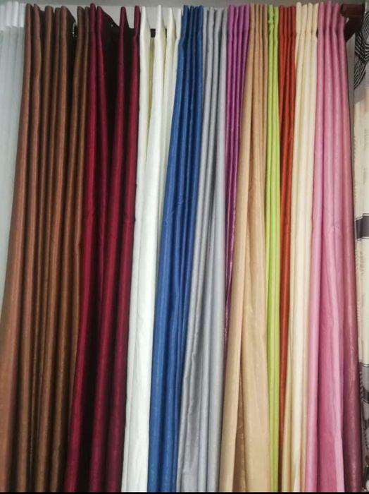 Vendo cortinas modernas todas cores