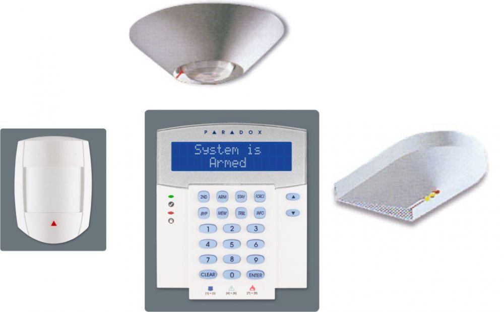 Охранителни системи/СОТ/Видеонаблюдение/Електро услуги/Ел. инсталации