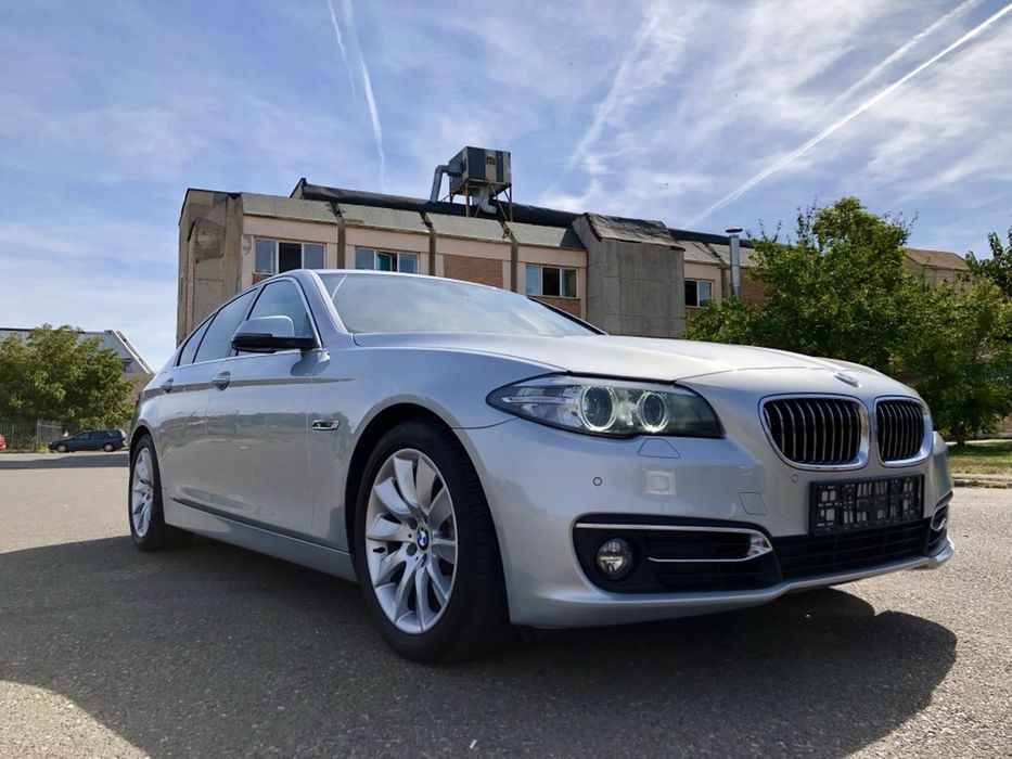 BMW 520-2014 Facelift-Luxury Edition