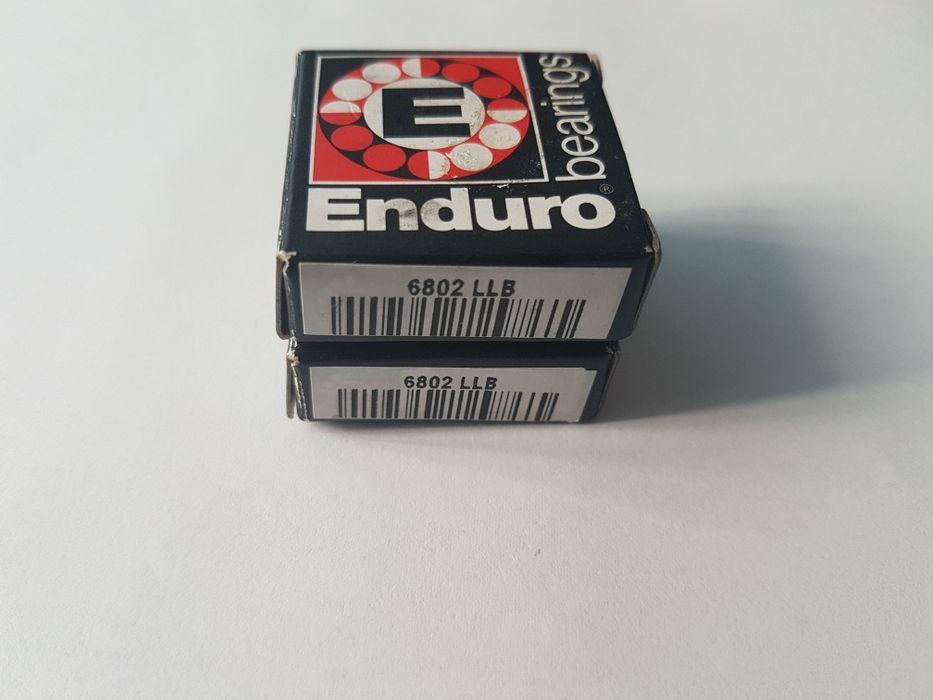 Rulment, enduro, 6802 LLB, 15x24x5 mm, argintiu/albastru