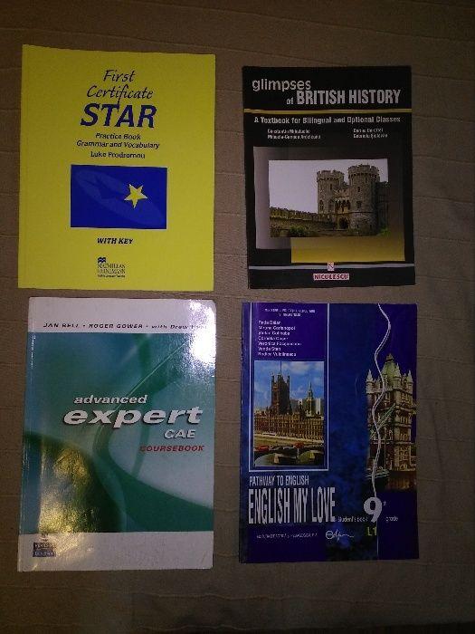 Manuale engleza/germana clasele 9-12