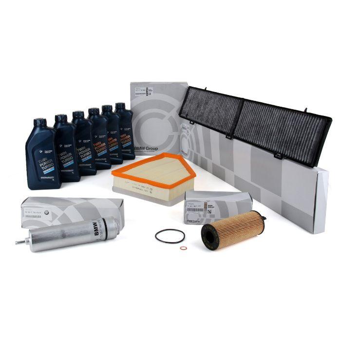 Kit revizie filtre si ulei Bmw 325d E90 / E91 N57