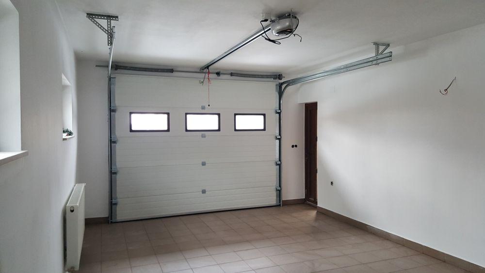Usa de Garaj Sectionala 3000x2300 Nuc - Montaj Jud Sălaj