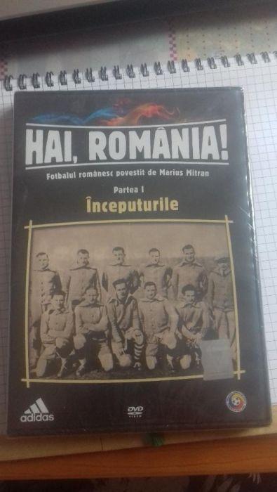 DVD Hai Romania Fotbalul romanesc povestit de Marius Mitran (partea 1)