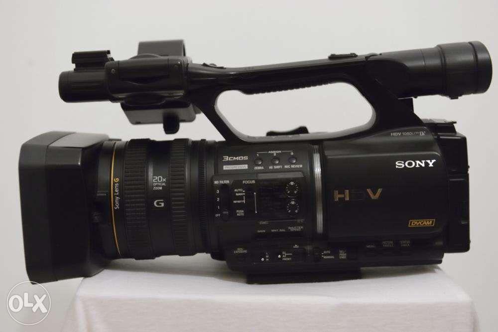Vand Camera Video Sony HVR Z5 E, 4900 lei, unic proprietar, Iasi