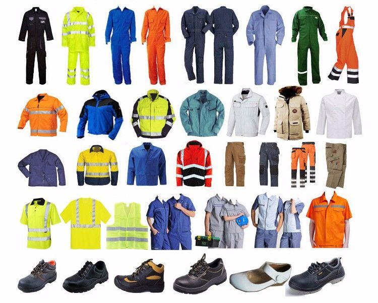 uniforme de segurança no trabalho