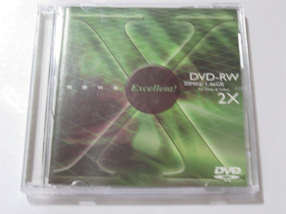 Диск Mini dvd -rw Ritek для видеокамеры