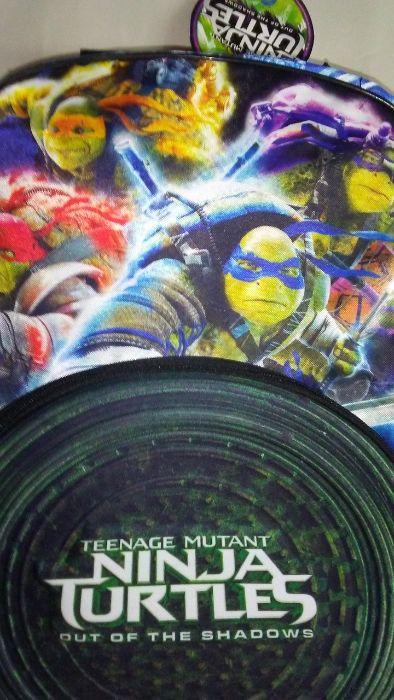 Rucsac Testoasele Ninja Turtles pentru copii