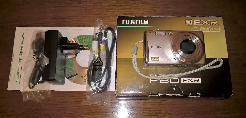 Vand / schimb aparat foto FUJIFILM FinePix F80 EXR