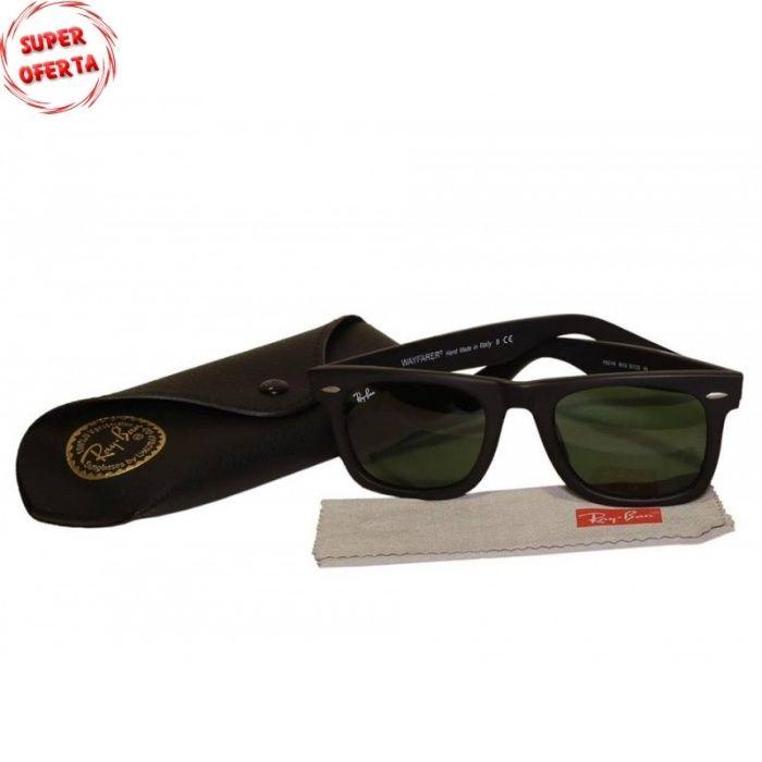 Ochelari de soare Ray-Ban RB 2140 901S 50-22 3N Matte