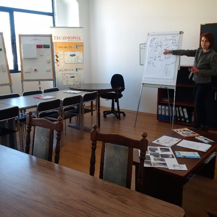 Зала за обучения и семинари под наем