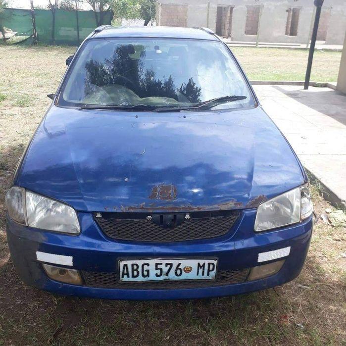 Mazda familia limpo manual bom preço para hoje Cidade de Matola - imagem 1