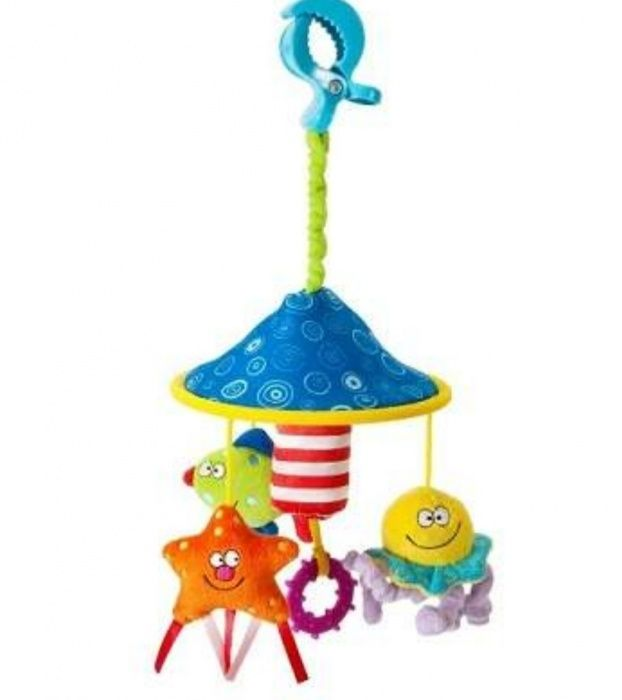 Jucarie cleste pentru carucior/landou taf toys
