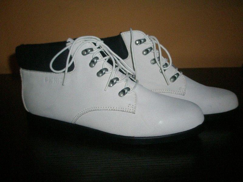 Кожени дамски обувки - нови