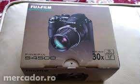 Fujifilm S4500 Black