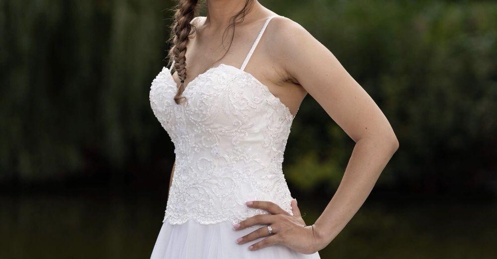 Rochie mireasa Demetrios model 2018 Oradea - imagine 2