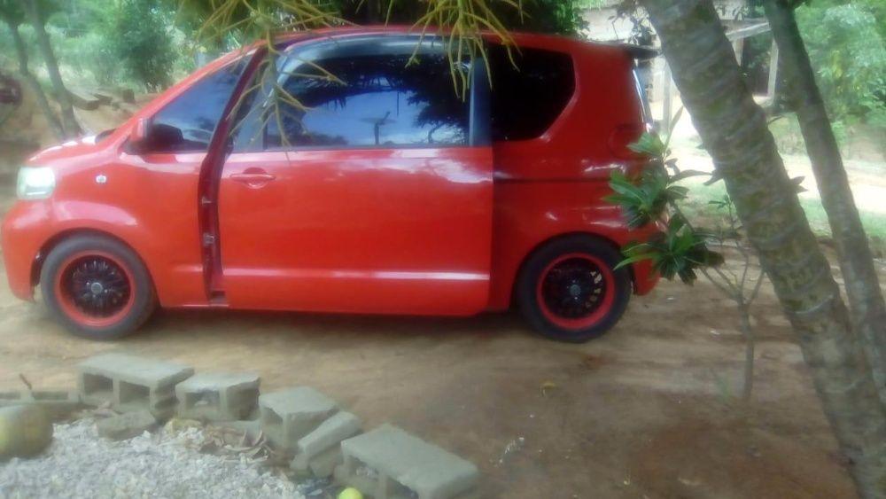 Toyota PORTE! Carrinha moderna.