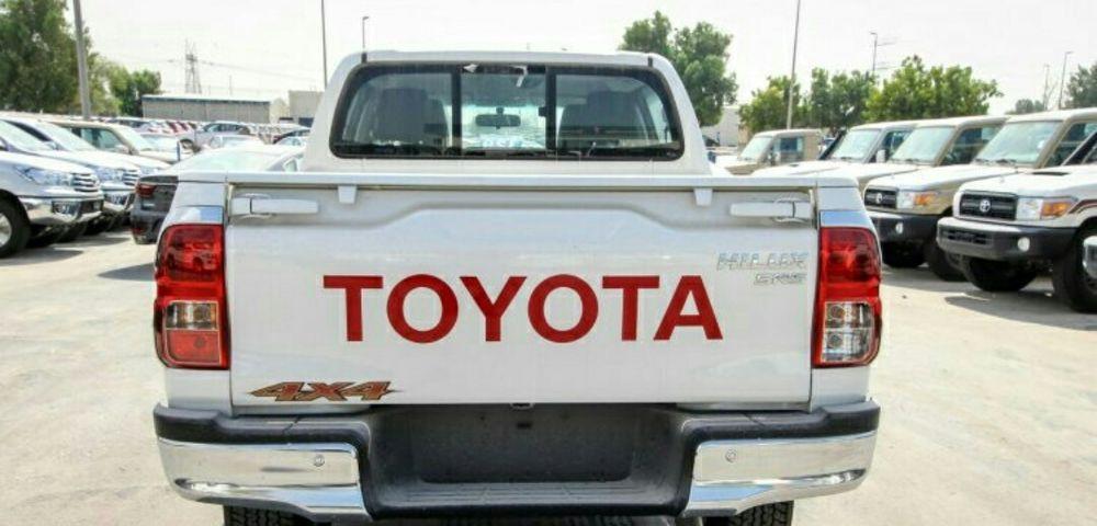 Toyota Hilux Ingombota - imagem 2