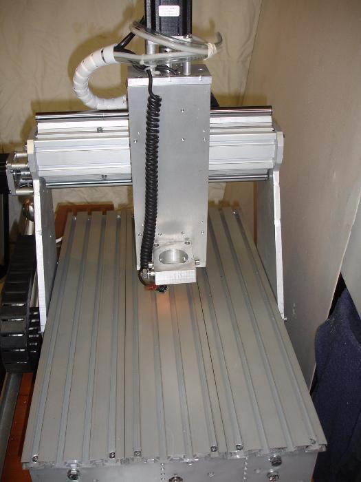 CNC рутери, ЦПУ фрези