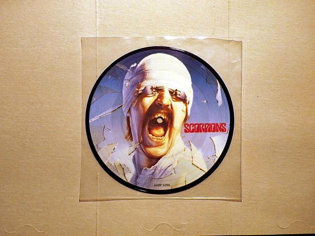 Scorpions / Whitesnake / MANFRED MANN... - Picture Discs